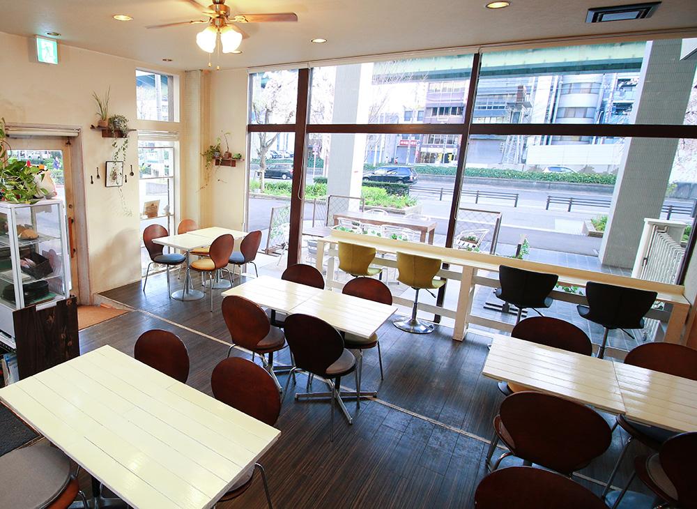 東海結婚相談所 カウンセリング会場 サクラカフェ 名古屋市中区橘